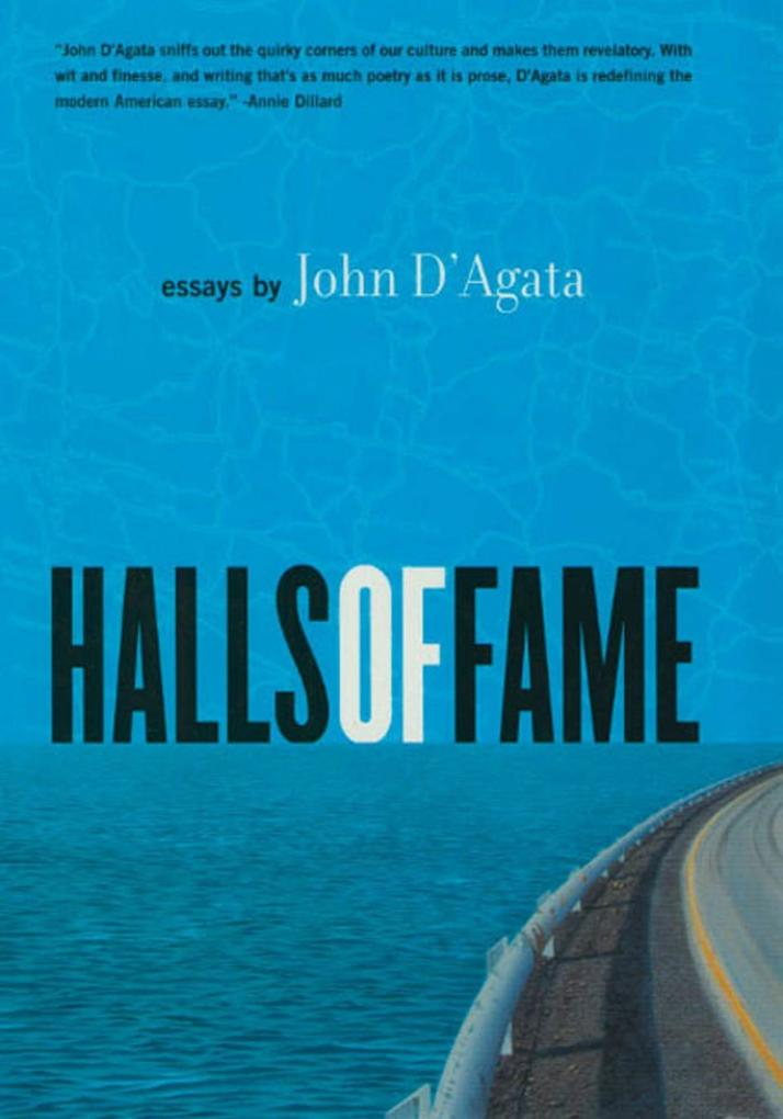 Halls of Fame: Essays als Buch