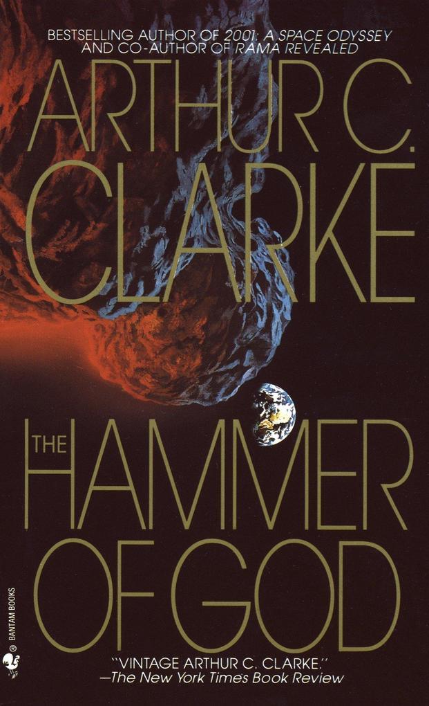 The Hammer of God als Taschenbuch