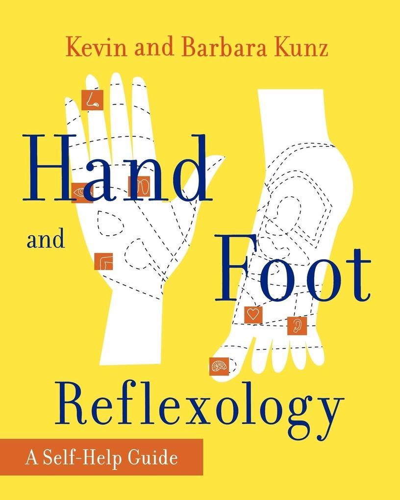 Hand and Foot Reflexology als Taschenbuch