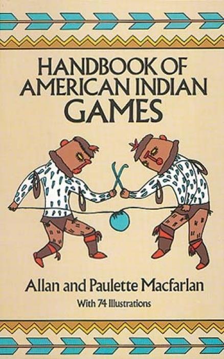 Handbook of American Indian Games als Taschenbuch
