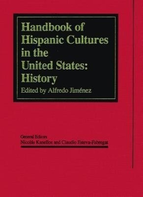 Handbook of Hispanic Cultures of the United States als Buch