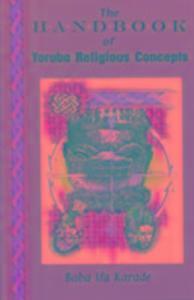 Handbook of Yoruba Religious Concepts als Taschenbuch
