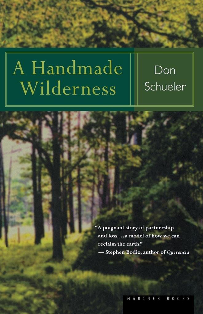 A Handmade Wilderness als Taschenbuch