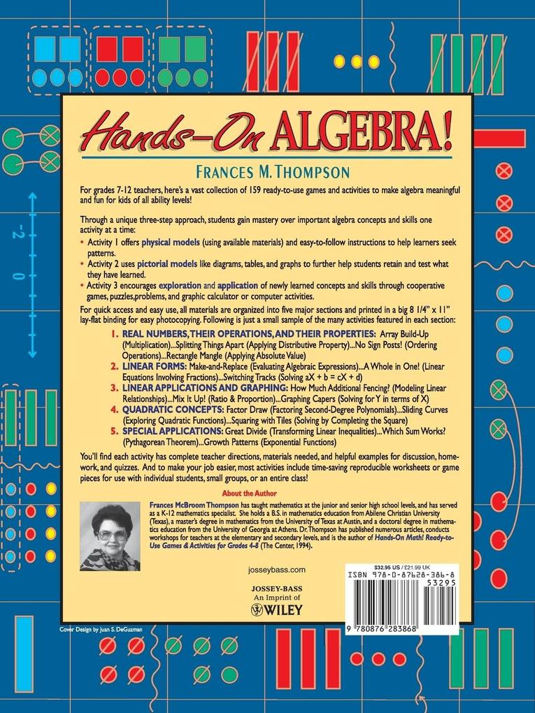 Hands-On Algebra als Taschenbuch