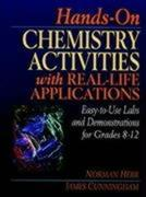 Hands-on Chemistry Activities with Real-Life Applications(Volume 2 in Physical Science Curriculum Library)