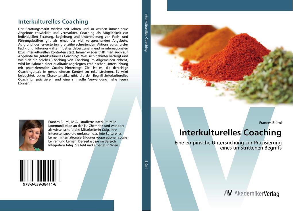 Interkulturelles Coaching als Buch von Frances ...