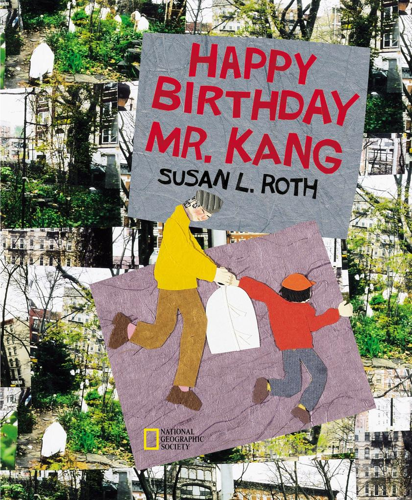 Happy Birthday Mr. Kang als Buch