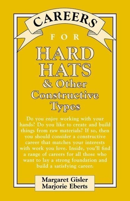Careers for Hard Hats & Other Constructive Types als Taschenbuch