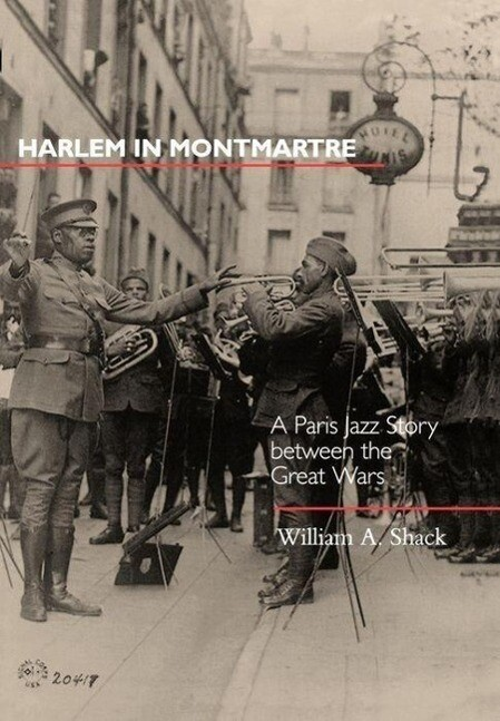 Harlem in Montmartre als Buch