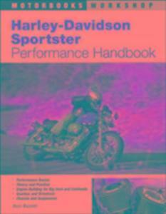 Harley-Davidson Sportster Performance Handbook als Taschenbuch