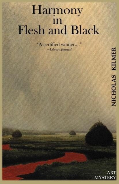 Harmony in Flesh and Black: A Fred Taylor Art Mystery als Taschenbuch