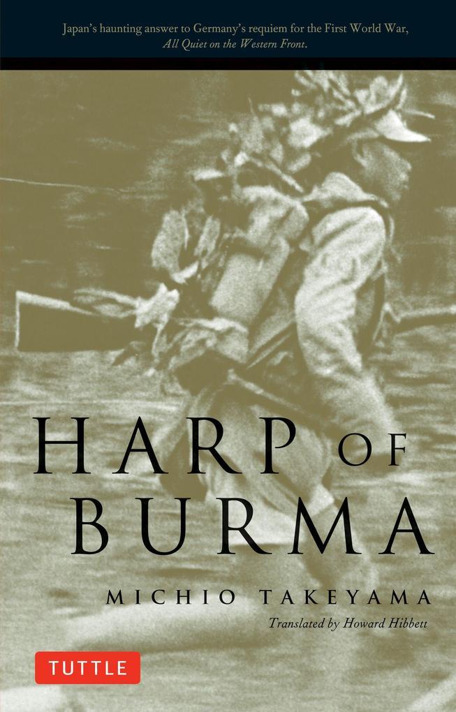 Harp of Burma als Taschenbuch