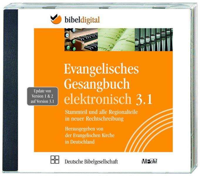 Evangelisches Gesangbuch elektronisch, Update a...