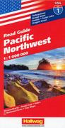 Hallwag USA Road Guide 01. Pacific Northwest 1 : 1 000 000