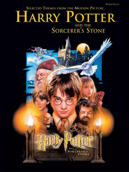 Selected Themes from the Motion Picture Harry Potter and the Sorcerer's Stone: Piano Solos als Taschenbuch