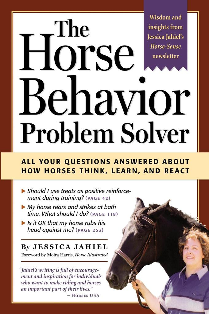 The Horse Behavior Problem Solver als eBook Dow...