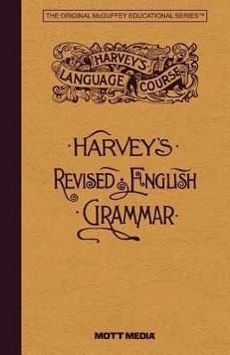 Harveys Revised English Grammar als Buch