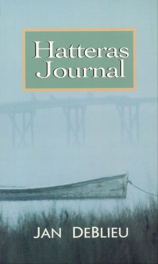 Hatteras Journal als Taschenbuch