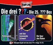 Die drei ??? Box 25. Folgen 73 - 75 (drei Fragezeichen) 3 CDs