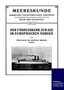 Der Fährverkehr zur See im Europäischen Norden