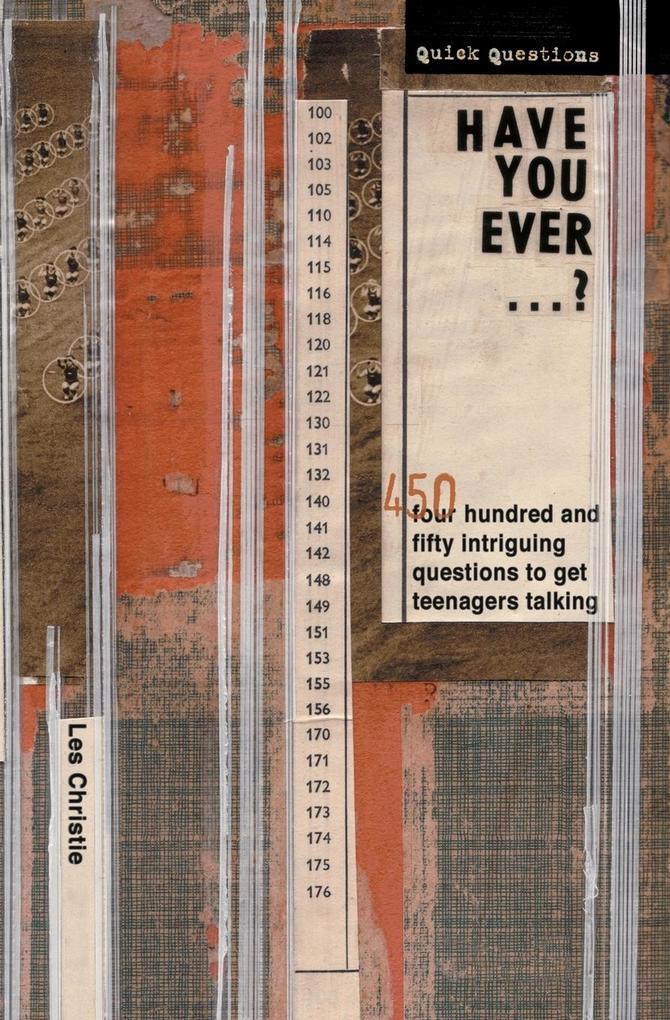 Have You Ever . . . ? als Taschenbuch
