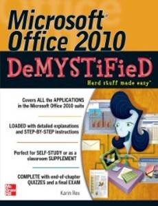 Microsoft Office 2010 Demystified als eBook Dow...