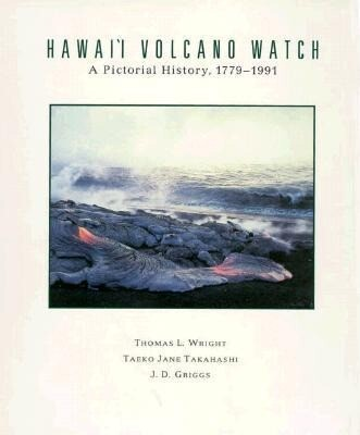 Wright: Hawaii Volcano Watch Cloth als Buch