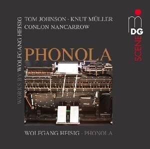 Zeitgenössische Phonola-Musik
