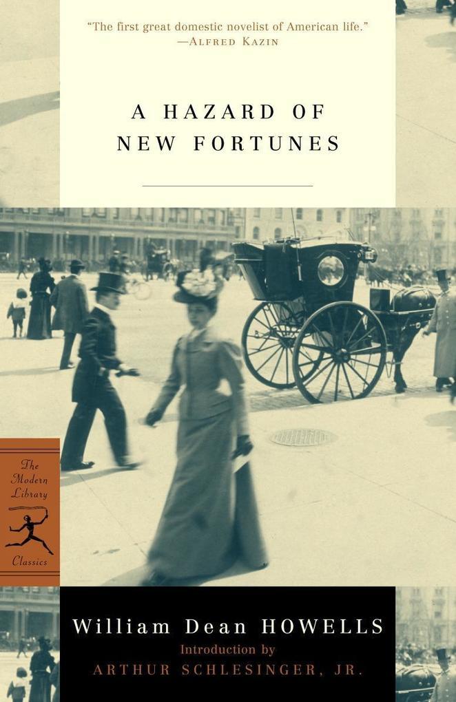 Hazard of New Fortunes als Taschenbuch