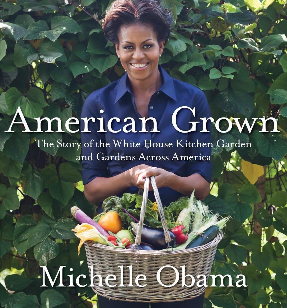 American Grown als Buch