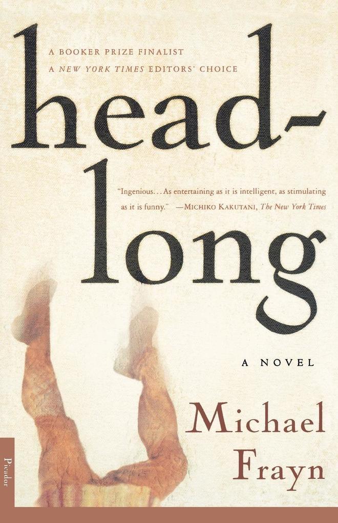 Headlong als Taschenbuch