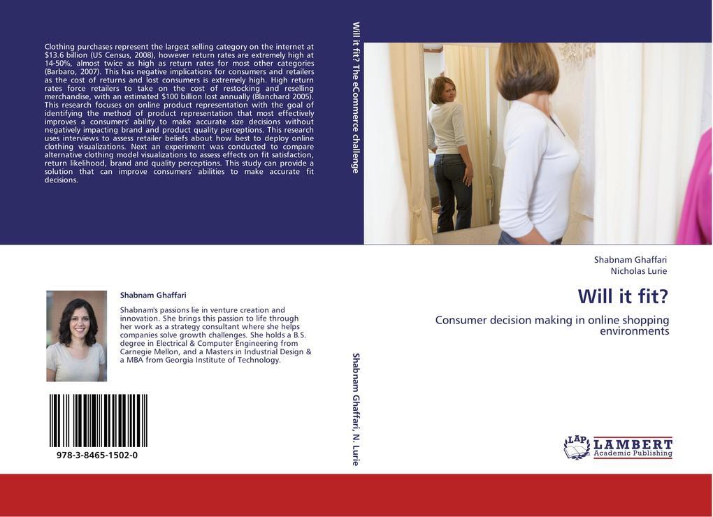 Will it fit? als Buch von Shabnam Ghaffari, Nic...