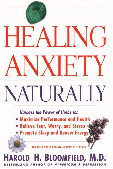 Healing Anxiety Naturally als Taschenbuch