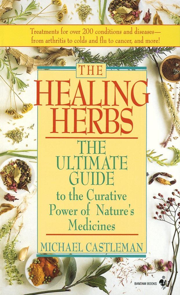 Healing Herbs als Taschenbuch