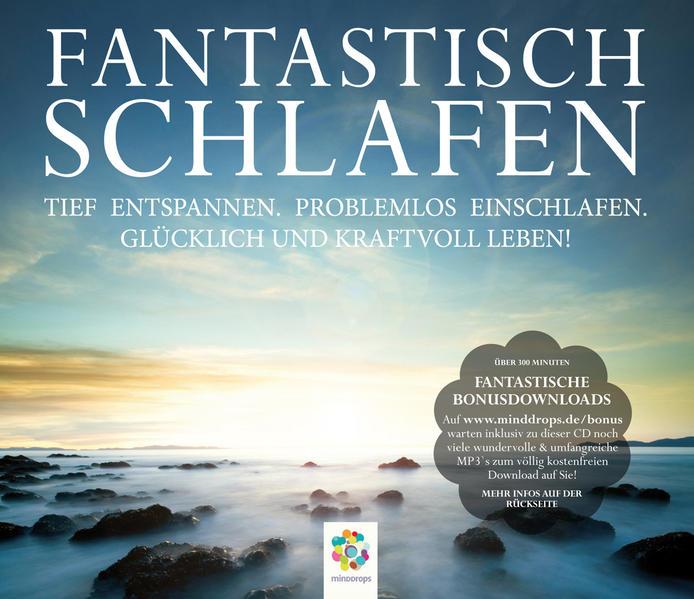 FANTASTISCH SCHLAFEN als Hörbuch CD von