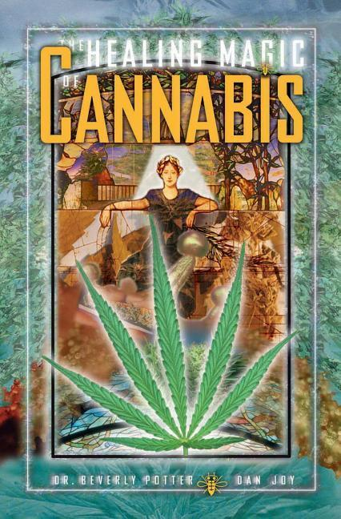 Healing Magic of Cannabis als Taschenbuch