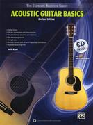 Acoustic Guitar Basics ¬With CD (Audio)|