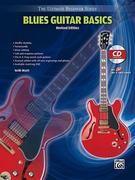 Ultimate Beginner Blues Guitar Basics: Steps One & Two, Book & CD
