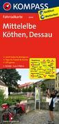 Mittelelbe - Köthen - Dessau 1 : 70 000
