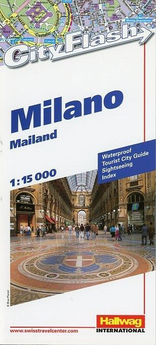 Mailand 1 : 15 000 City Flash als Buch von