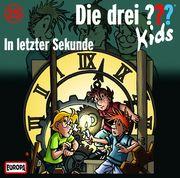 Die drei ??? Kids 25. In letzter Sekunde (drei Fragezeichen) CD