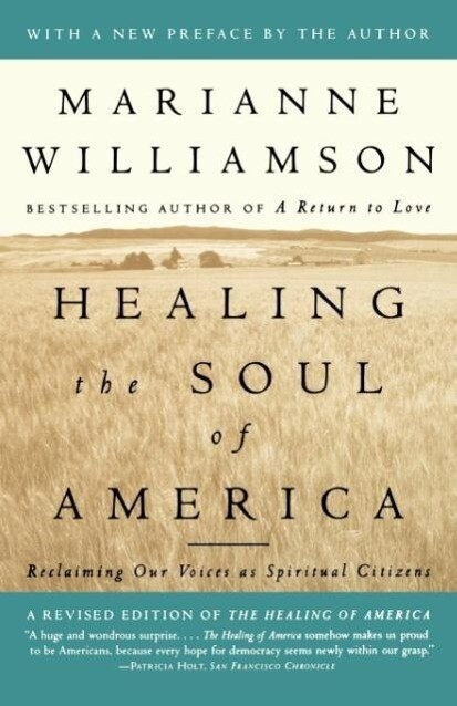 Healing the Soul of America: Reclaiming Our Voices as Spiritual Citizens als Taschenbuch