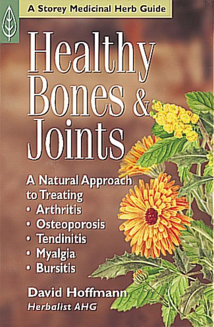 Healthy Bones & Joints: A Natural Approach to Treating Arthritis, Osteoporosis, Tendinitis, Myalgia and Bursitis als Taschenbuch