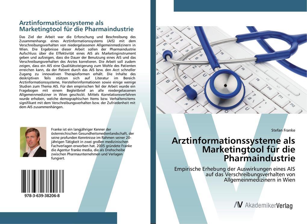 Arztinformationssysteme als Marketingtool für d...