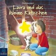 Laura und das kleine Kätzchen, Audio-CD