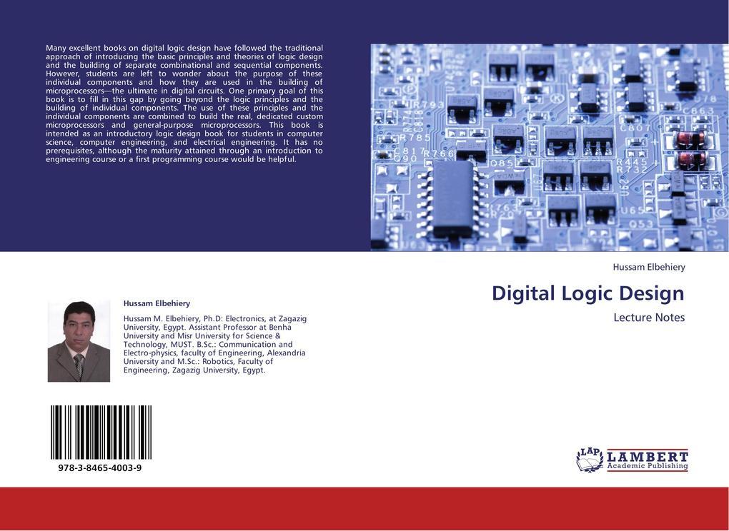 Digital Logic Design als Buch von Hussam Elbehiery