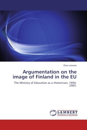 Argumentation on the image of Finland in the EU...