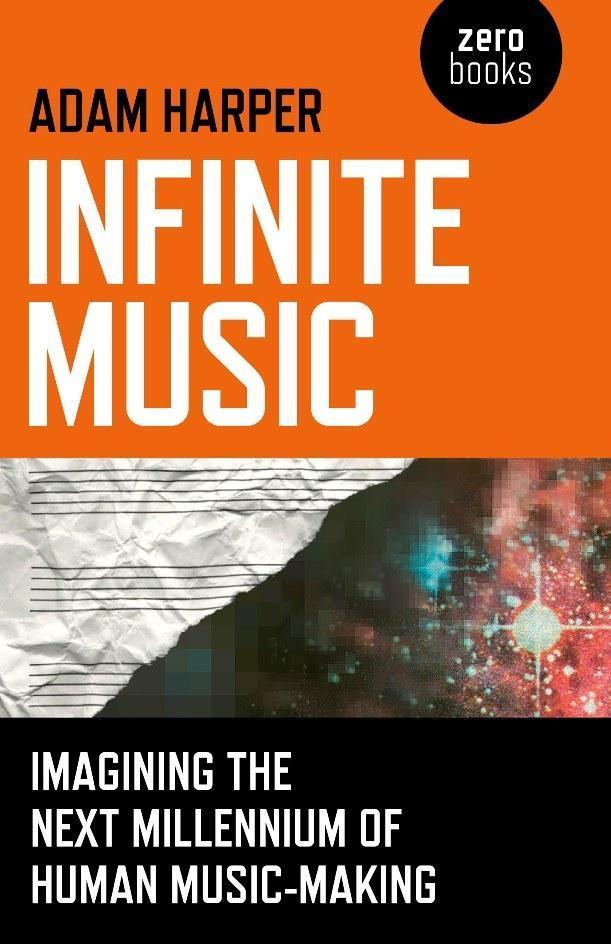 Infinite Music als eBook Download von Adam Harper
