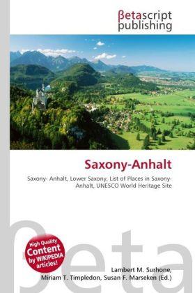 Saxony-Anhalt als Buch von