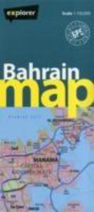 Bahrain City Map als Buch von